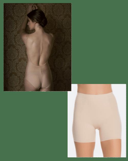 Pack Adviento Body + Thinstincts™ Girl Short 10004