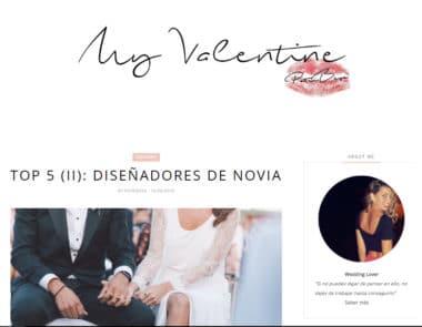 Revistas aparición Atelier Novia Raquel Ferreiro