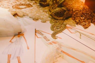 Diseños vestido de novia